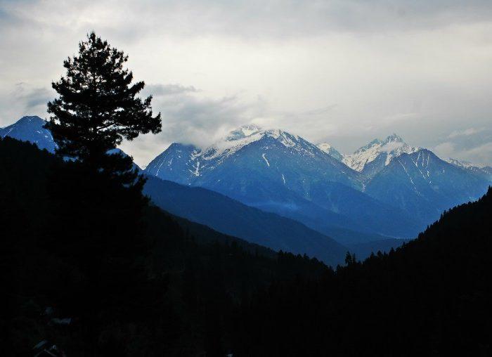 pahalgam mountains
